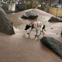 Photo taken at Chelsea Waterside Park Dog Run by Joseph D. on 11/29/2016
