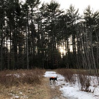 Photo taken at Comeau Trails by Joseph D. on 1/15/2018