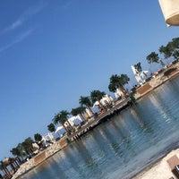 10/14/2018 tarihinde Cetin A.ziyaretçi tarafından La Plage Port Cratos'de çekilen fotoğraf