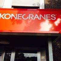 Photo taken at Konecranes GmbH by Michael B. on 8/9/2014