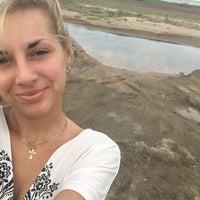 Photo taken at Каспийское Море by Александра Д. on 8/6/2016