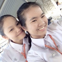 Photo taken at ลาน จอดรถ ล็อก H by ipamemory on 10/20/2014