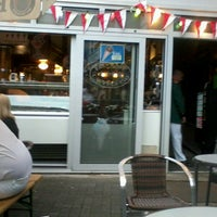 Photo taken at cappuccino münzgasse neuss by Angelika R. on 8/26/2013