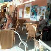Photo taken at bodega playa by Angelika R. on 9/21/2013