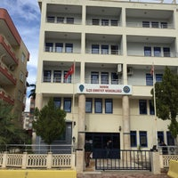 Photo taken at Serik İlçe Emniyet Müdürlüğü by TC Mustafa B. on 11/28/2017