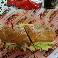 Photo taken at Firehouse Subs by Jocey on 10/17/2016