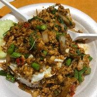Photo taken at Imaroy Thai Food by Jarrett O. on 5/17/2018