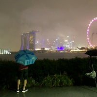 photo taken at bay east gardens by the bay by jarrett o on - Garden By The Bay East Car Park