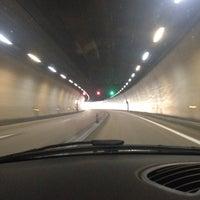 Photo taken at Tunnel de Monaco by Yakovesha on 8/21/2014