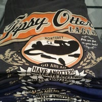 Photo taken at Sea Otter Shirts by Akshay P. on 4/15/2013