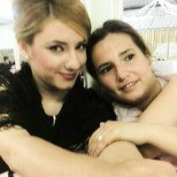 Photo taken at öğretmen evi çaay bahçesi by Elif on 5/25/2014
