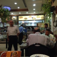 Photo taken at Damascus Gate Resturant by Ahmad A. on 3/12/2014