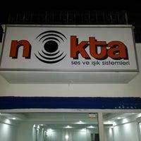 Photo taken at Nokta ses/ışık sistemleri by Ali D. on 2/19/2014