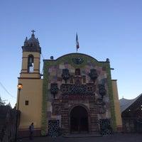 Photo taken at Iglesia de San Francisco by Guillermo R. on 10/7/2017
