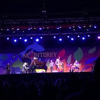 Photo taken at Monterey Jazz Festival @ Monterey Fairgrounds by Axel J. on 9/18/2016