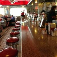 Photo taken at 5 & Diner by David O. on 7/21/2013
