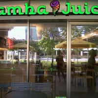 Photo taken at Jamba Juice by Paolo D. on 1/27/2013