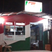 Photo taken at Pizza Paraiso by Siill O. on 8/5/2013