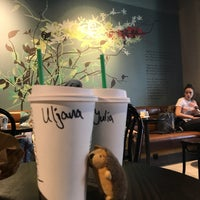 Photo taken at Starbucks by Uliana R. on 11/1/2017