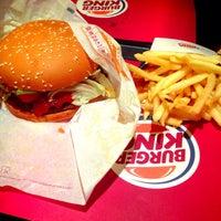 Photo taken at Burger King by Kuncoro Adi P. on 8/27/2013