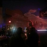 Photo taken at Bulls Restaurant and Bar by Sarah J. on 4/6/2014