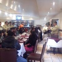 Photo taken at Restaurante El Rescoldo by Chriss G. on 7/15/2013