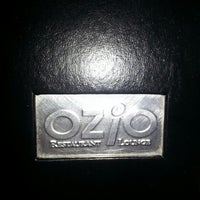 Photo taken at Ozio Restaurant & Lounge by Cici L. on 10/13/2012