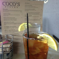 Photo taken at Coco's Bistro by Mary N. on 7/26/2013