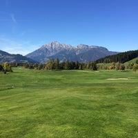 Photo taken at Golfclub Urslautal by Martina P. on 10/12/2015