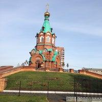 Photo taken at Свято-Никольский Храм by Boris S. on 10/13/2013