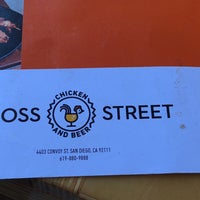 """Photo prise au Cross Street Chicken and Beer par John """"Gio"""" P. le4/10/2018"""