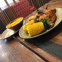 Photo taken at Nando's by H... A. on 3/5/2018