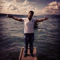 Photo taken at Beykoz Marina by Eyüp A. on 9/8/2014