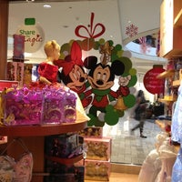 Photo taken at Disney Store by Leila S. on 11/11/2012