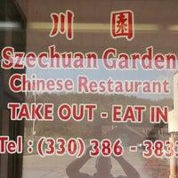 Photo taken at Szechuan Garden by Floyd F. on 8/30/2013