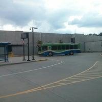 Photo taken at Triangle Transit Regional Transit Center (RTC) by David on 9/19/2014