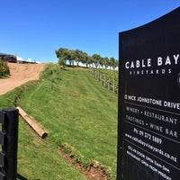 Photo taken at Cable Bay Winery by Paul on 11/5/2013