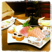 Photo taken at Restaurante Oriental Nagami by Wagner M. on 10/27/2013