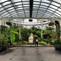 Photo taken at Glasgow Botanic Gardens by Ian L. on 7/1/2013