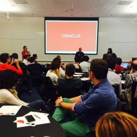 Photo taken at Oracle Conference Center by Francesc V. on 9/30/2015