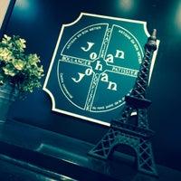 11/21/2014 tarihinde Malkoç Y.ziyaretçi tarafından Johan Café'de çekilen fotoğraf