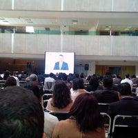 Photo taken at Palacio Legislativo De San Lázaro by Victor T. on 7/13/2015