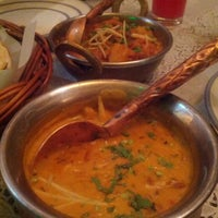 Photo taken at Tandoori Night Indian and Thai Cuisine by Michael G. on 11/19/2013