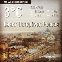 "Photo taken at церковь ""СЛОВО ЖИЗНИ"" Санкт-Петербург by Kirill K. on 3/2/2014"