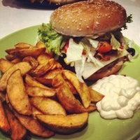 Photo taken at Burger Dream by Shuhei O. on 9/6/2013