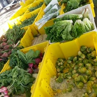 Photo taken at Roadrunner Park Farmers Market by Dave C. on 4/20/2013