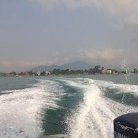 Photo taken at กลางทะเล อ่าวไทย by Sv D. on 2/23/2014