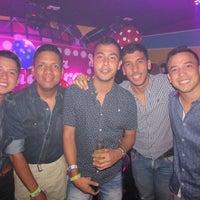 Photo taken at La maldita primavera by Eddie S. on 7/27/2014