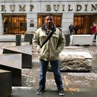 Photo taken at Trump Building by Eddie S. on 3/28/2017