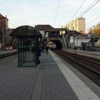 Photo taken at Gare d'Etterbeek / Station Etterbeek by Pierre-Yves on 12/3/2013